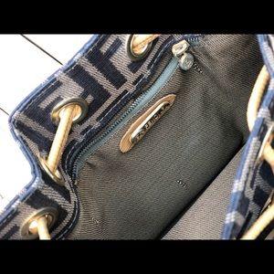 Fendi Bags - FENDI tobacco bucket purse